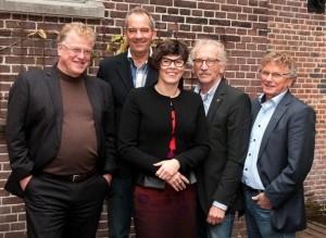 Top 5 PvdA-kandidaten Waterschap